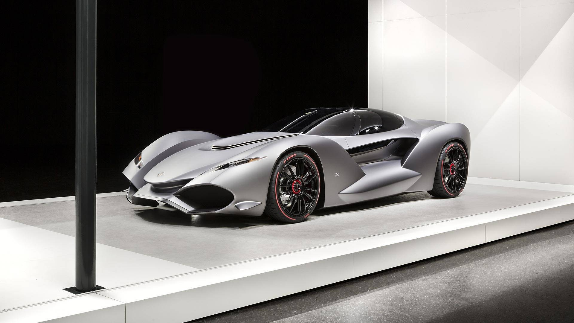 Zagato IsoRivolta Vision GT Wallpapers HD