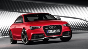Audi RS5 HD Desktop