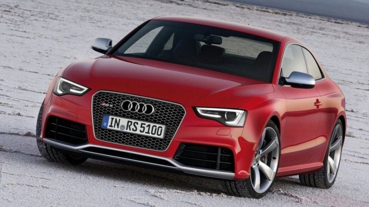 Audi RS5 HD Wallpaper