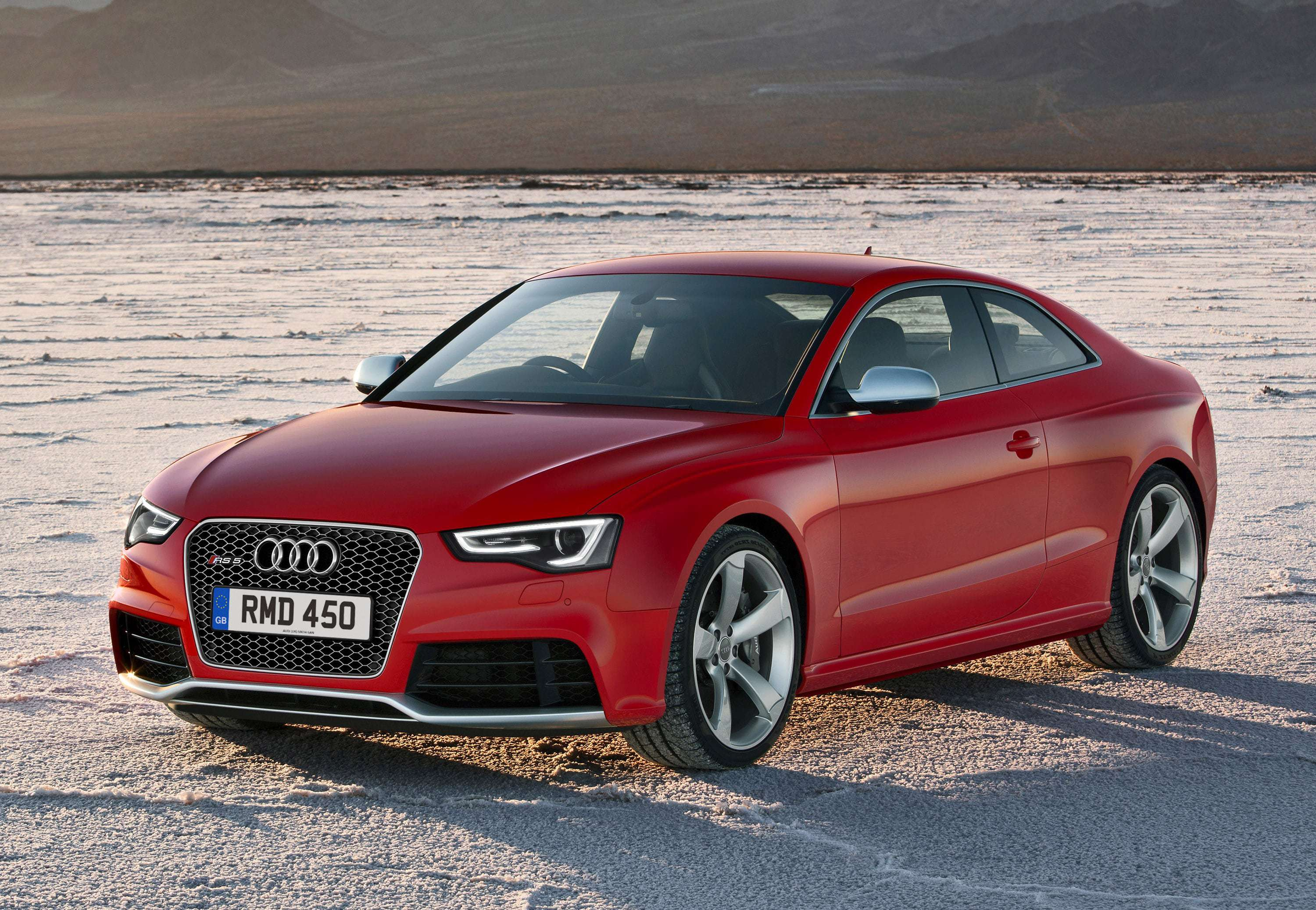 Audi RS5 High Definition Wallpapers