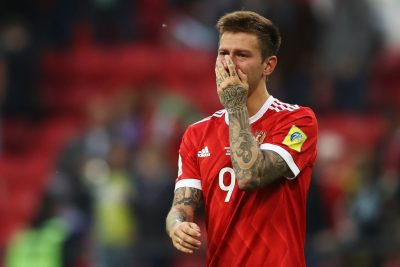 Fedor Smolov High Quality Wallpapers