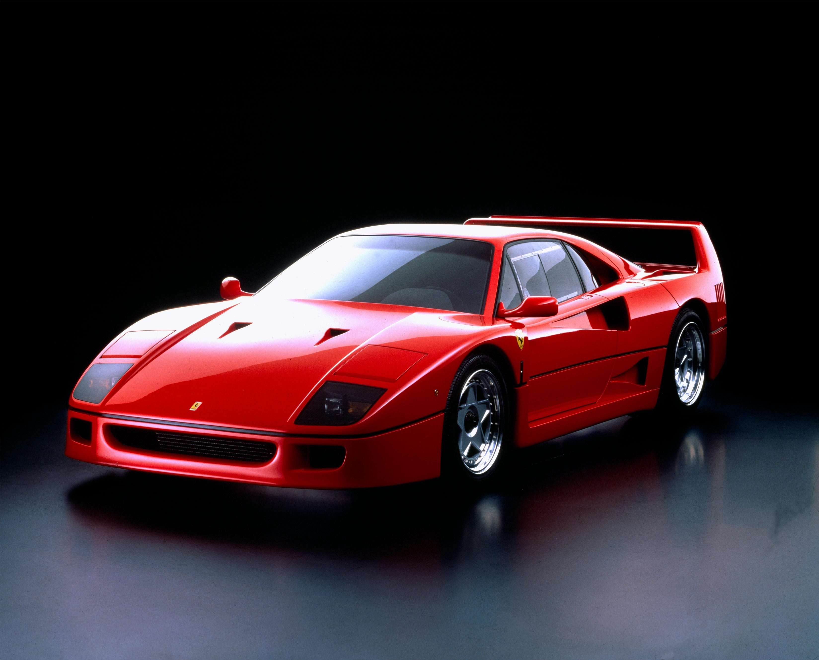 Ferrari F40 Desktop