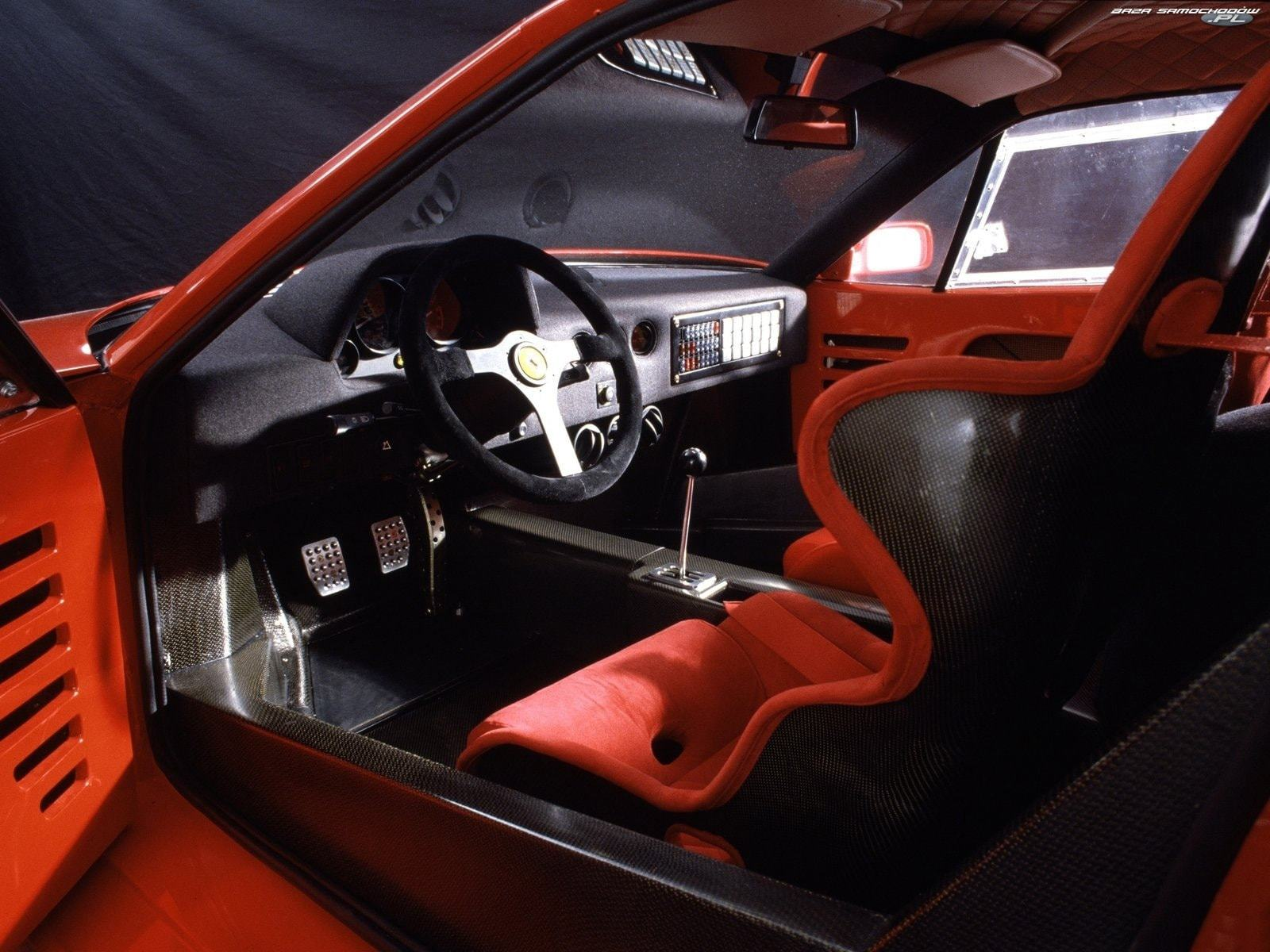 Ferrari F40 High Definition Wallpapers