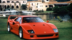 Ferrari F40 High Quality Wallpapers