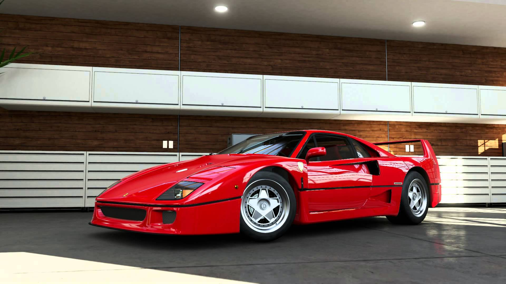 Ferrari F40 Wallpapers HD