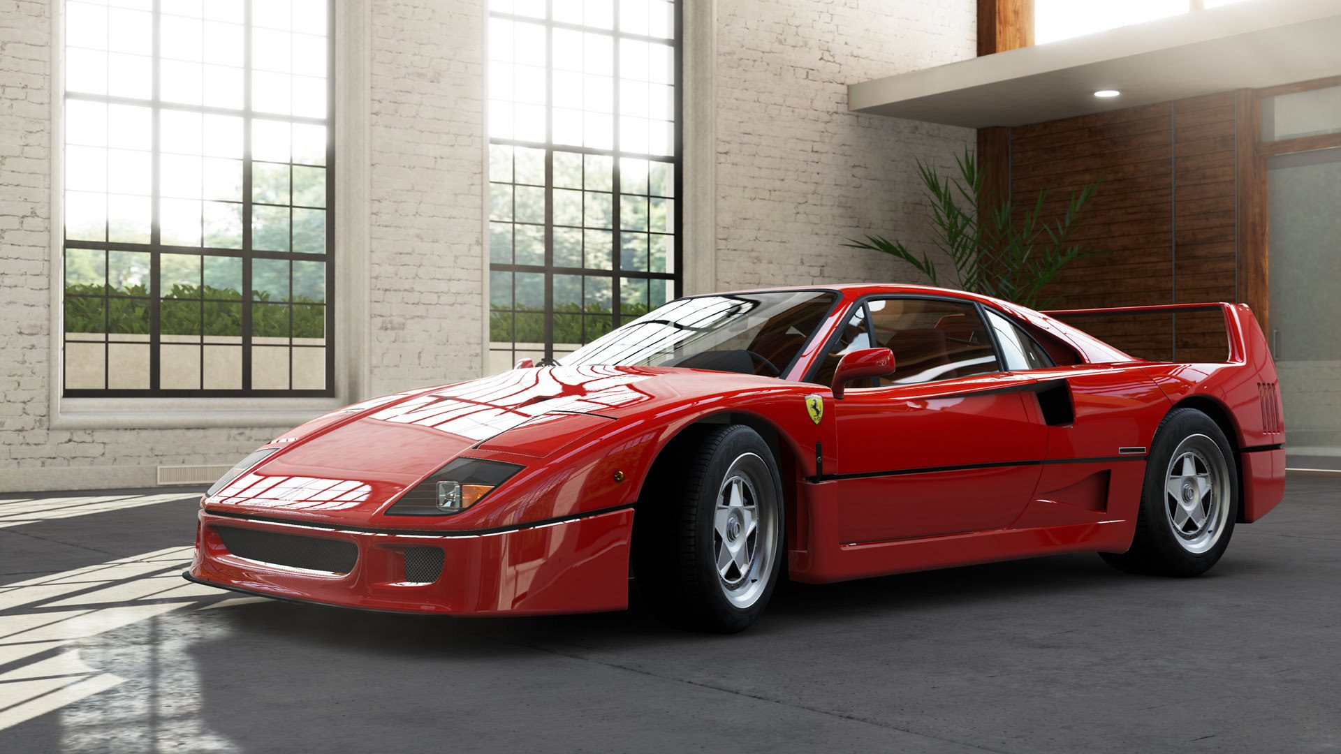Ferrari F40 Wallpapers