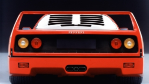 Ferrari F40 Widescreen