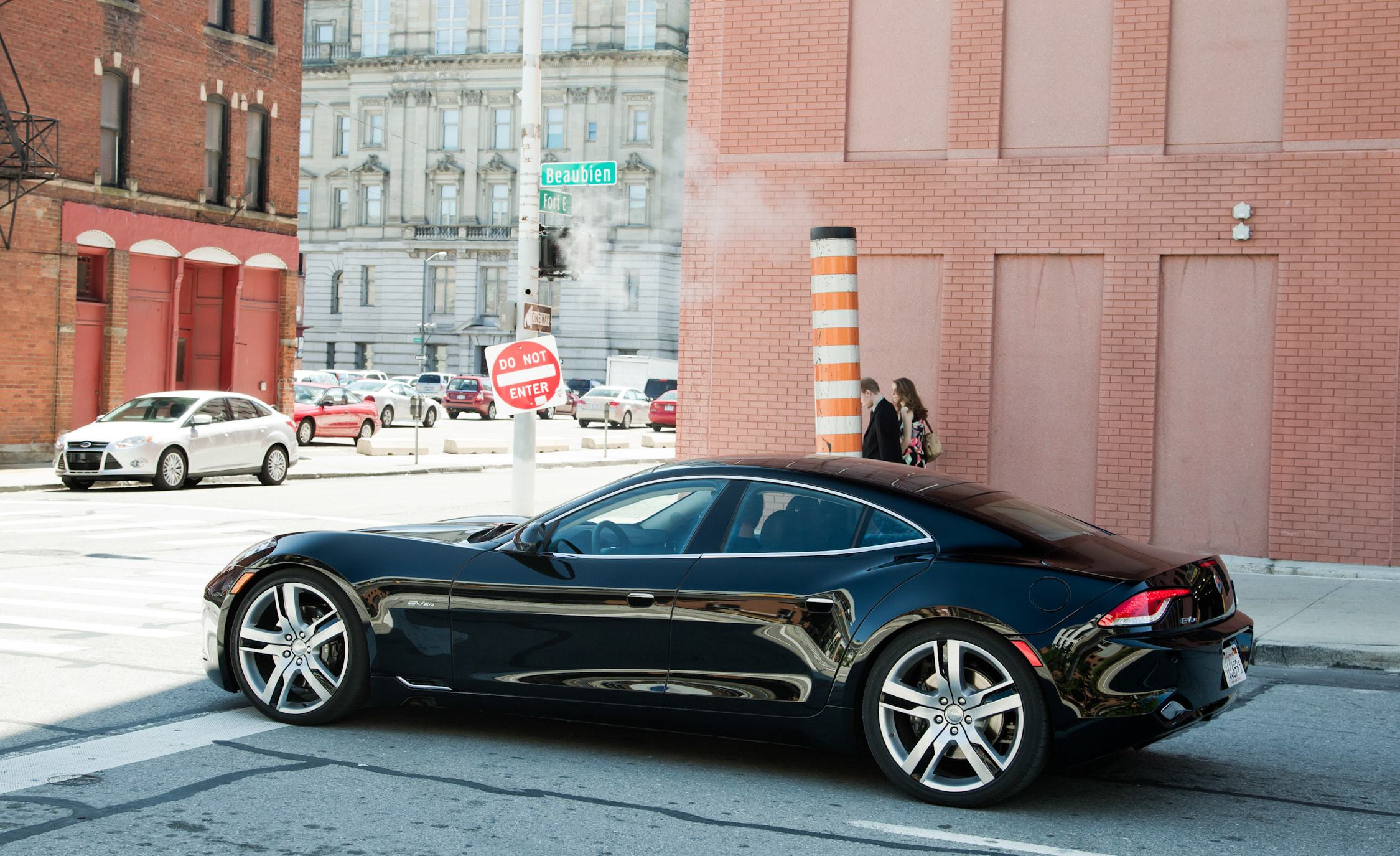Fisker Karma Wallpapers