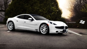 Fisker Karma For Desktop