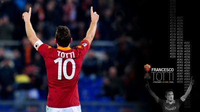 Francesco Totti Wallpapers HD