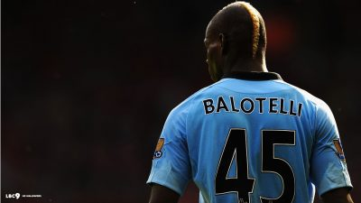 Mario Balotelli Widescreen