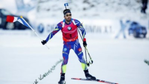 Martin Fourcade Background