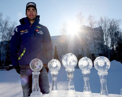 Martin Fourcade Computer Wallpaper