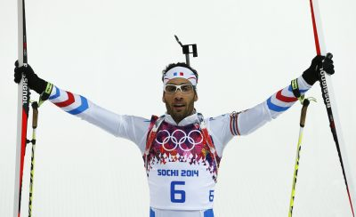 Martin Fourcade Pictures