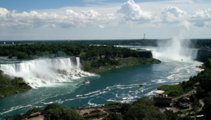 Niagara Falls Background