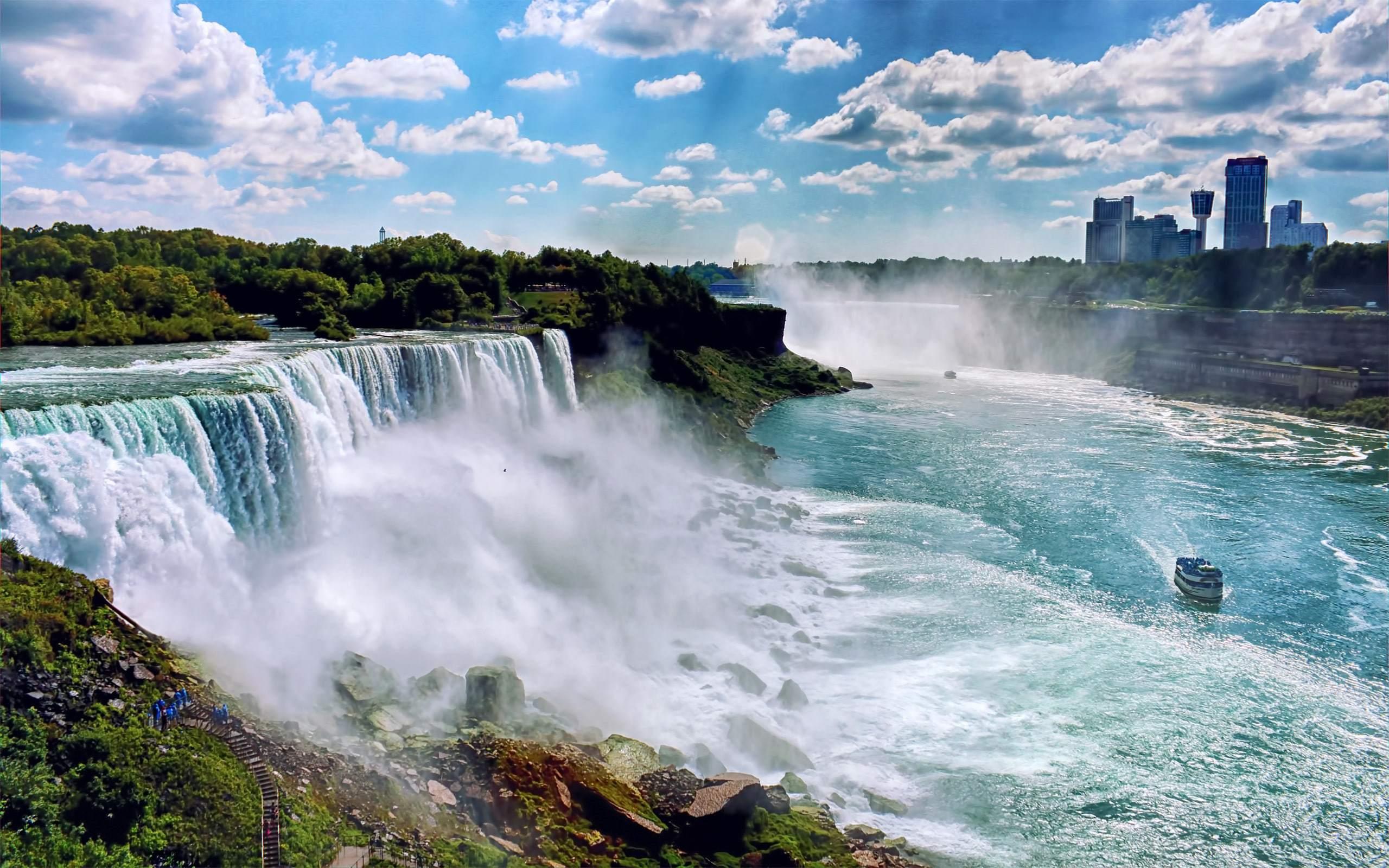 Niagara Falls Widescreen