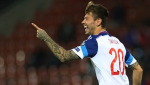 Pictures Of Fedor Smolov