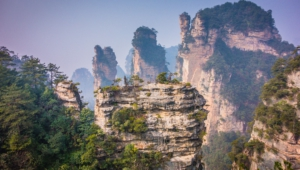Pictures Of Tianzi Mountain