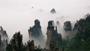 Tianzi Mountain HD