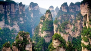 Tianzi Mountain High Definition Wallpapers