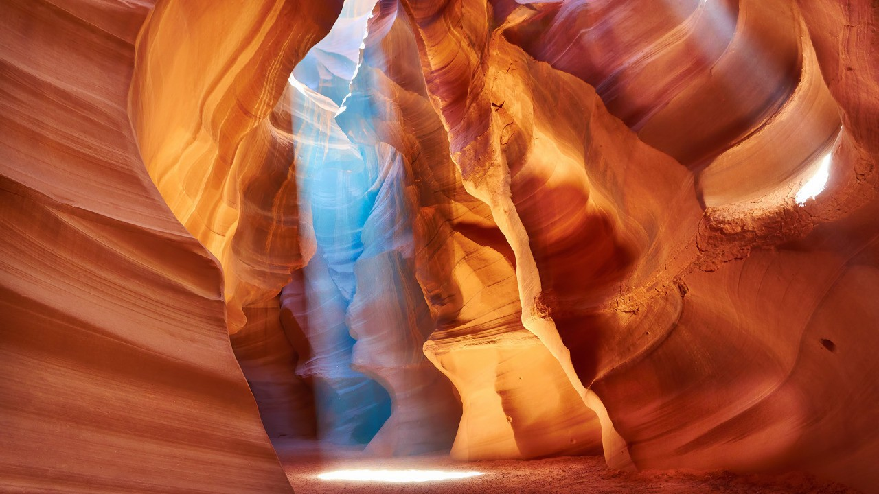 Antelope Canyon Computer Wallpaper