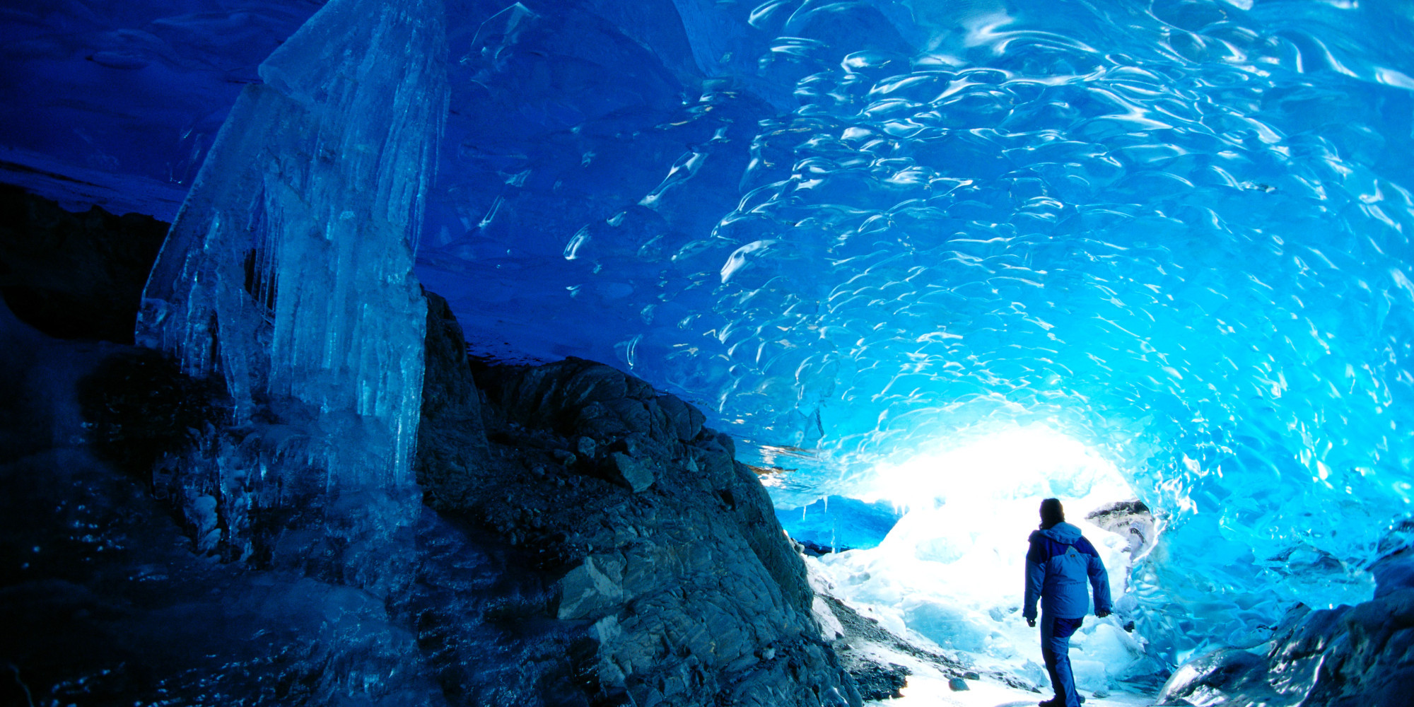 Mendenhall Glacier Wallpapers HD