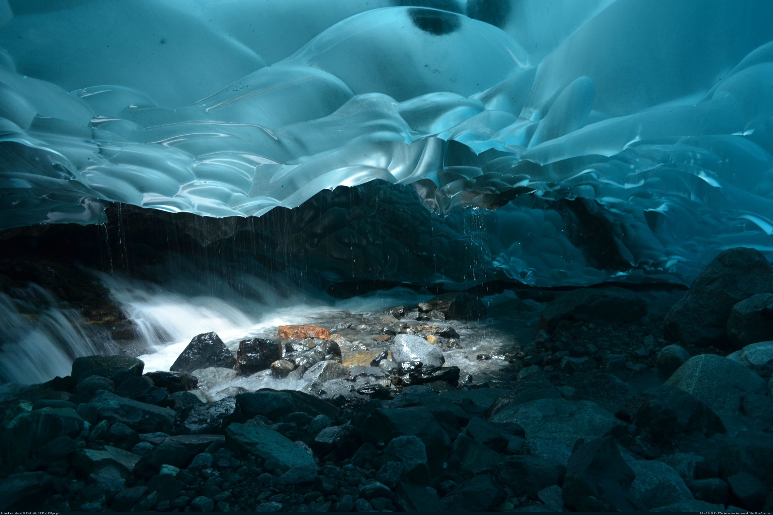 Mendenhall Glacier Wallpapers