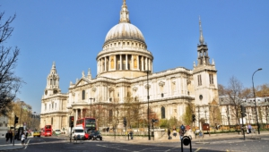 Saint Paul's Cathedral Widescreen
