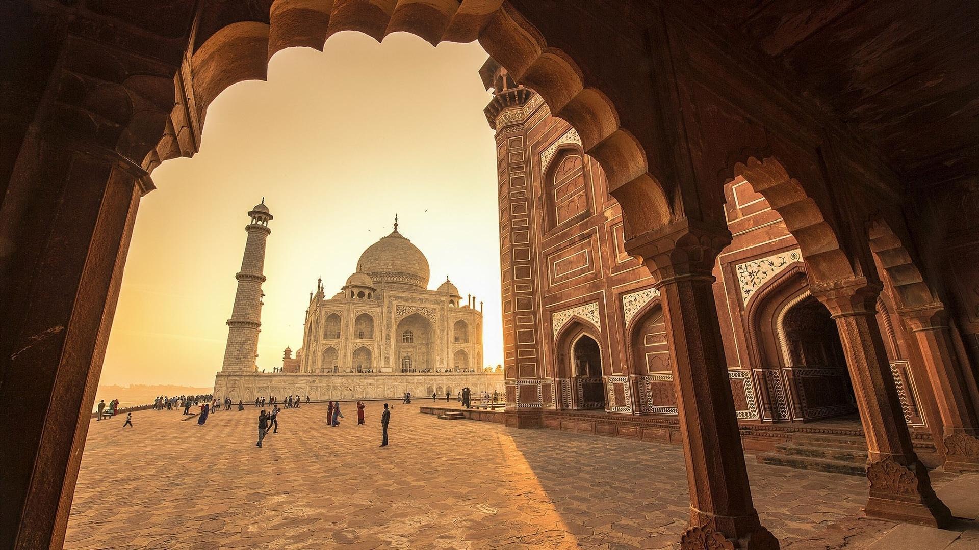 Taj Mahal Pictures
