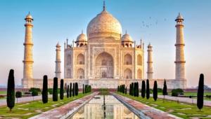 Taj Mahal Widescreen