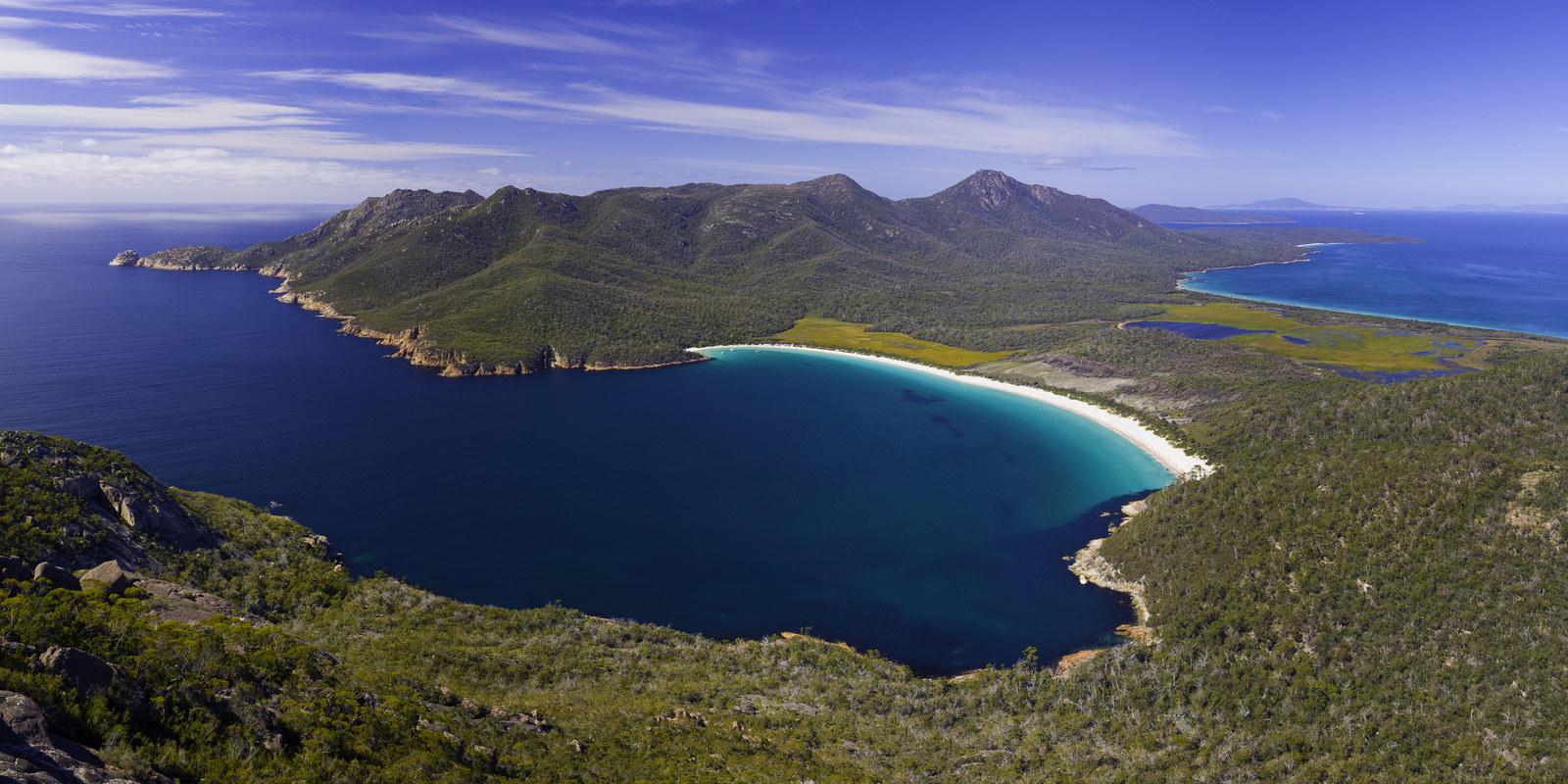 Tasmania Island Widescreen