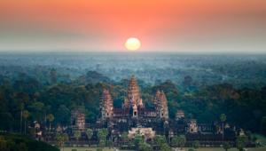 Temple Complex Bayon Images