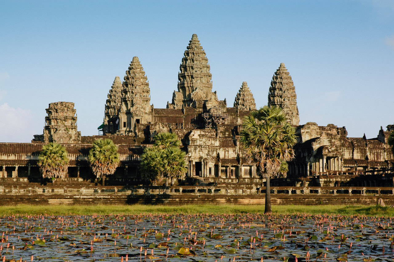 angkor wat wallpapers images photos pictures backgrounds