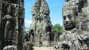 Temple Complex Bayon Pictures
