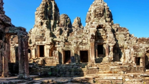 Temple Complex Bayon Wallpapers