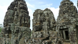 Temple Complex Bayon Wallpapers HD
