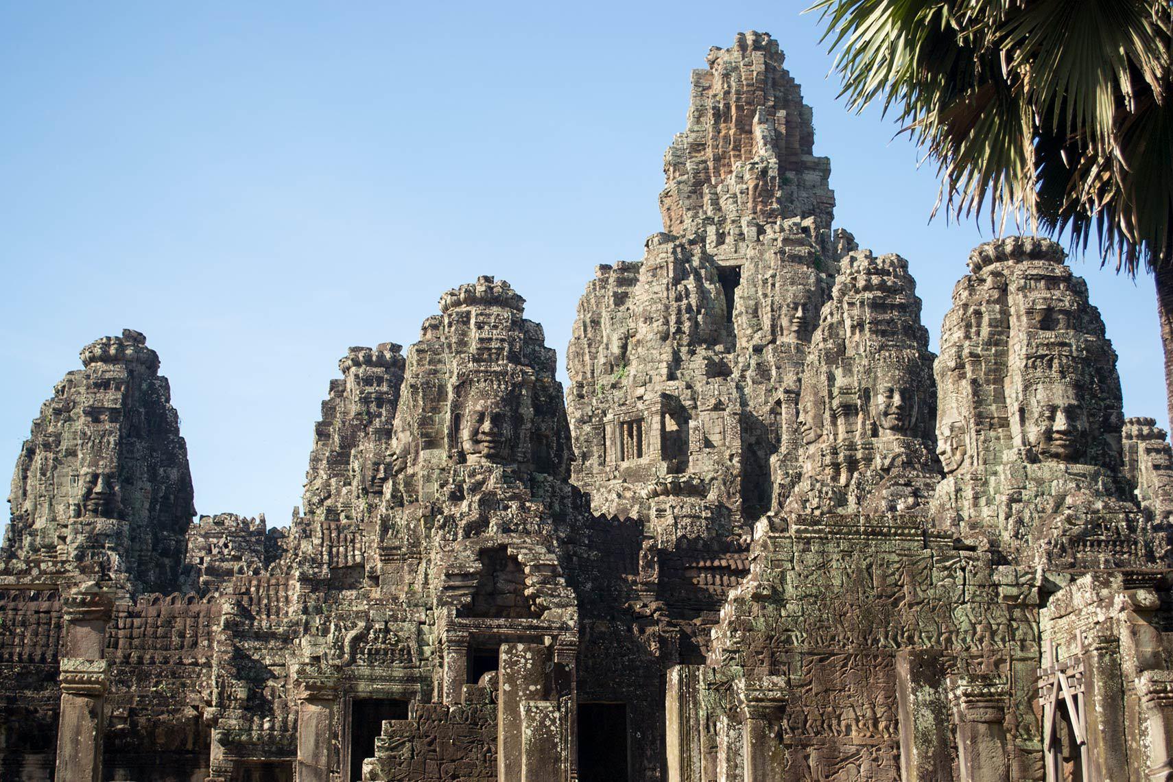 Temple complex Bayon