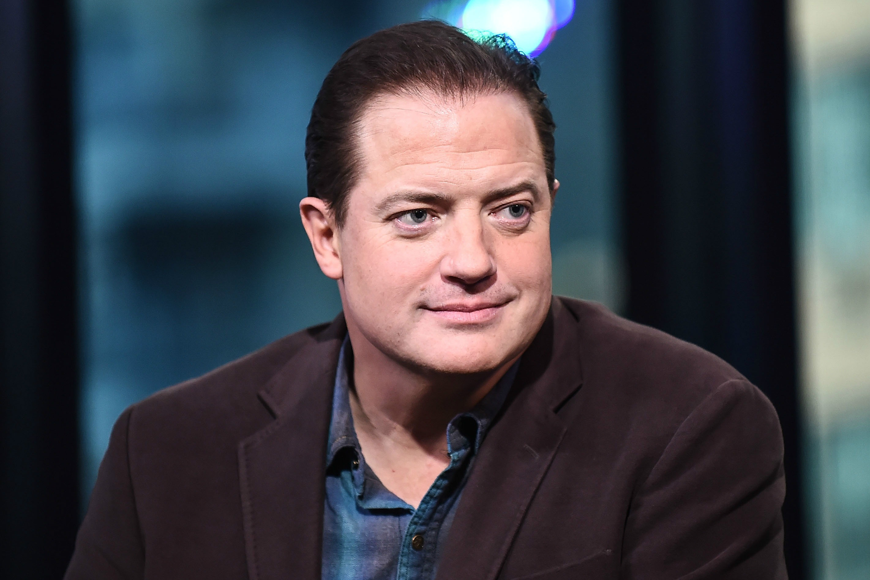 Brendan Fraser Photos