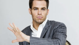 Chris Pine Desktop Wallpaper