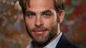 Chris Pine HD Wallpaper