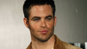 Chris Pine High Quality Wallpapers
