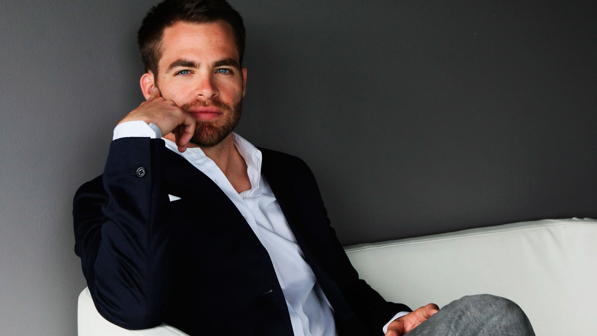 Chris Pine Wallpapers HD