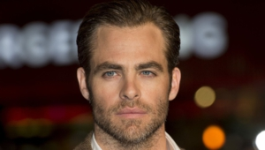Chris Pine For Desktop Background