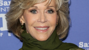 Jane Fonda Wallpaper