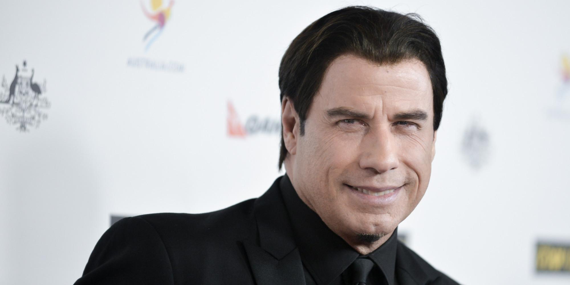 John Travolta Desktop Wallpaper