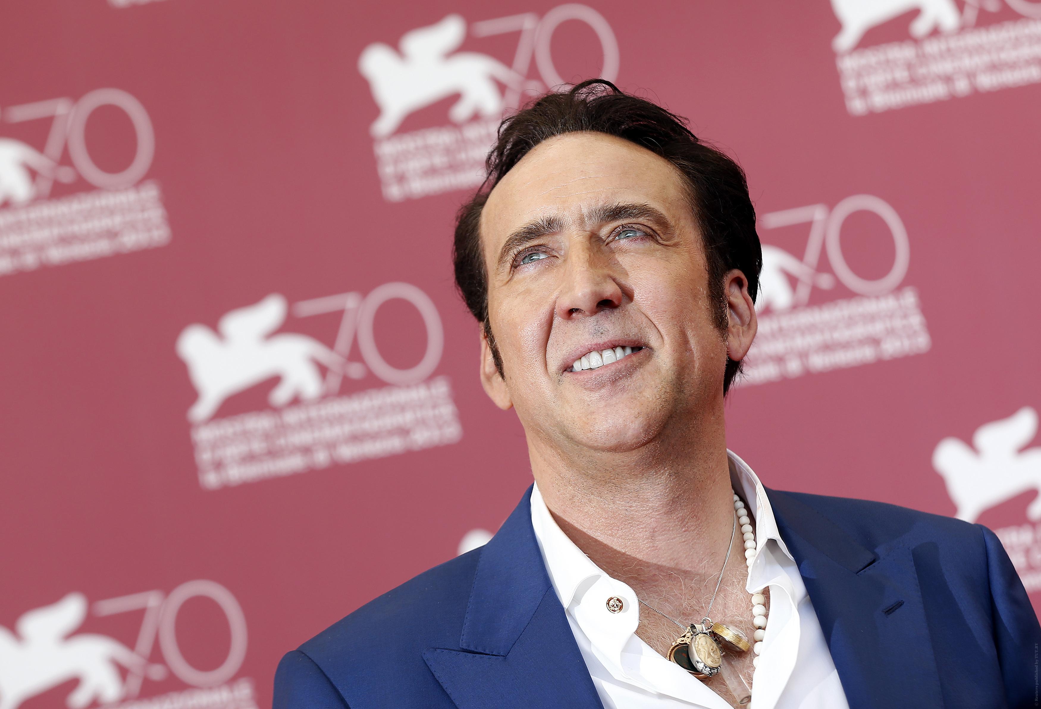 Nicolas Cage Desktop