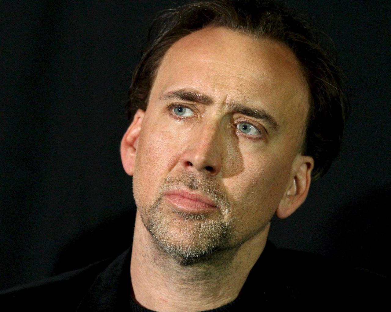 Nicolas Cage HD Desktop