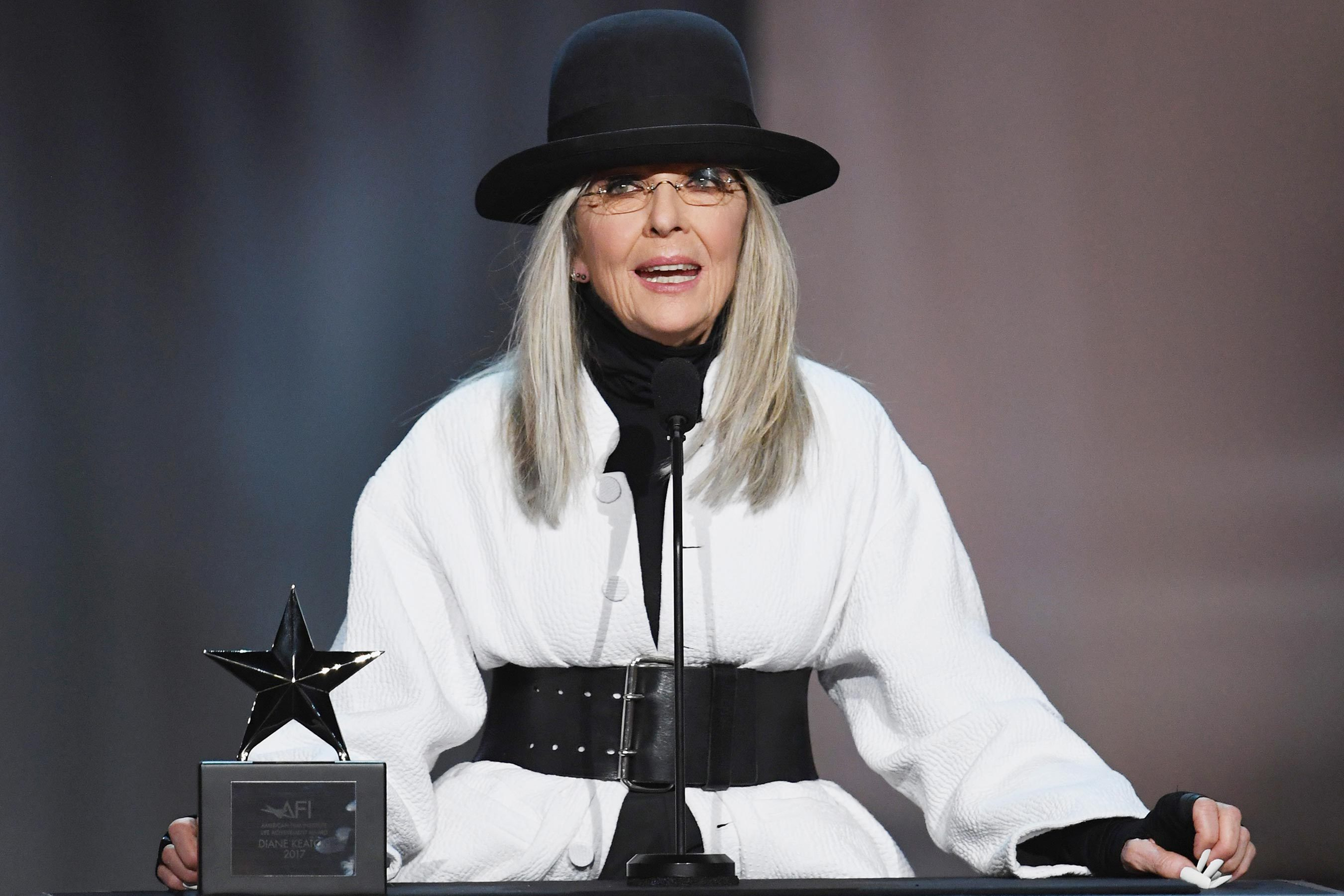 Pictures Of Diane Keaton