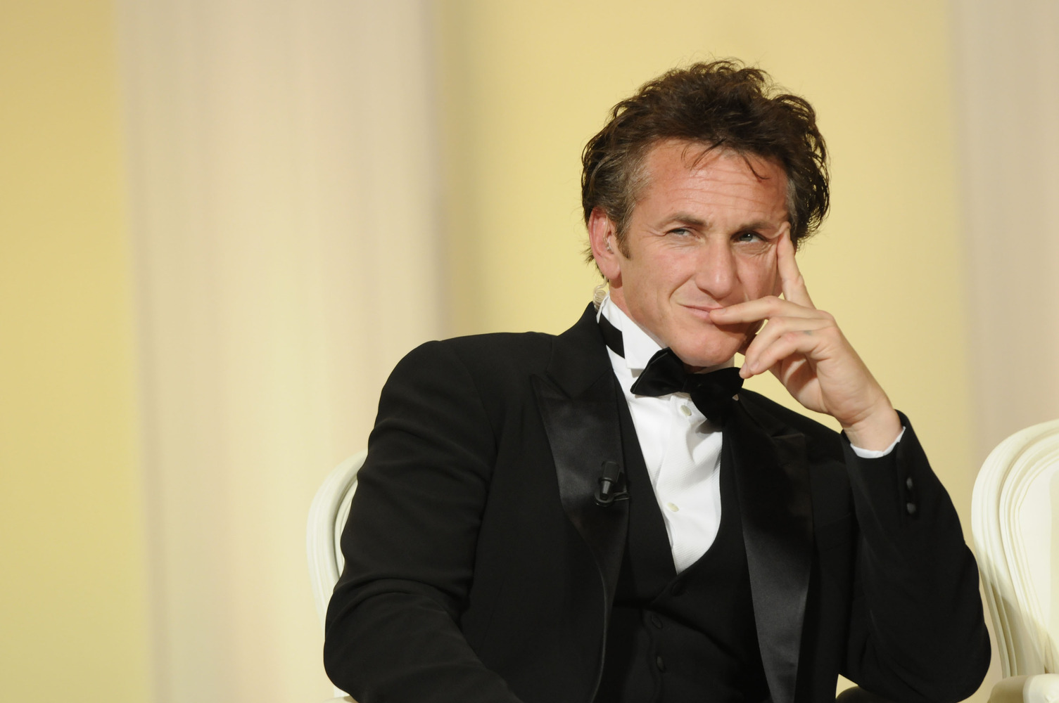 Pictures Of Sean Penn